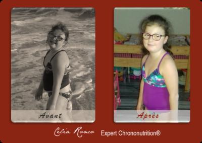 Clara et sa maman – 4 et 11kg perdus